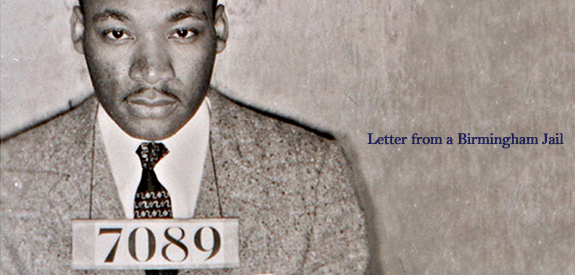 daviddrury.com | Five Ways to Respond to MLK's Letter from ...