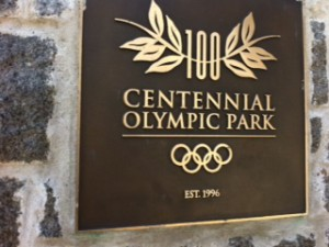 The_marker_at_the_entrance_to_Olympic_Park_in_Atlanta